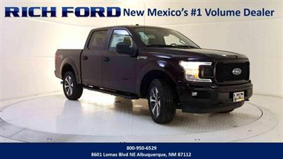 2019 F-150 SuperCrew Cab 4x4,  Pickup #92745 - photo 1