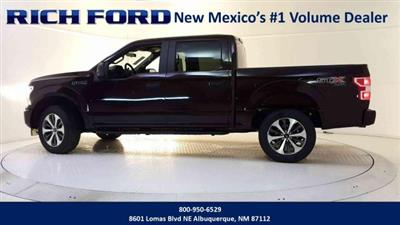 2019 F-150 SuperCrew Cab 4x4,  Pickup #92745 - photo 4