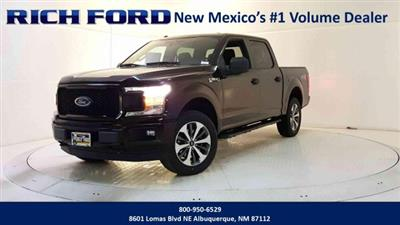 2019 F-150 SuperCrew Cab 4x4,  Pickup #92745 - photo 5