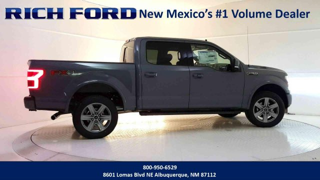 2019 F-150 SuperCrew Cab 4x4,  Pickup #92761 - photo 2