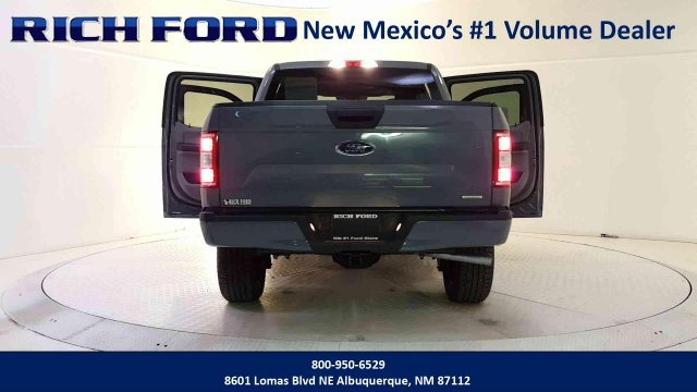 2019 F-150 SuperCrew Cab 4x4,  Pickup #92839 - photo 8
