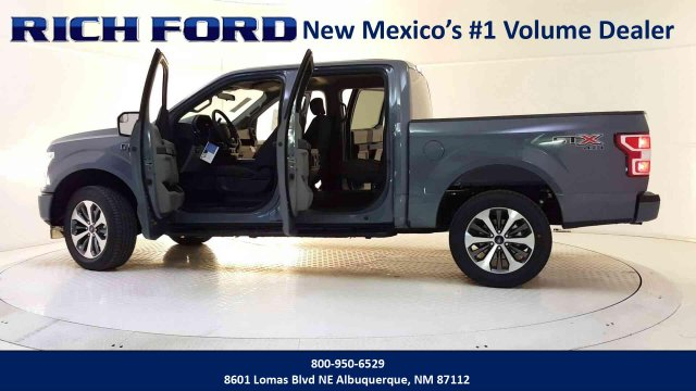 2019 F-150 SuperCrew Cab 4x4,  Pickup #92839 - photo 9