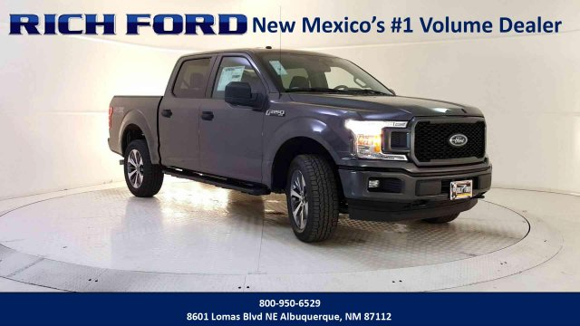 2019 F-150 SuperCrew Cab 4x4,  Pickup #92856 - photo 1