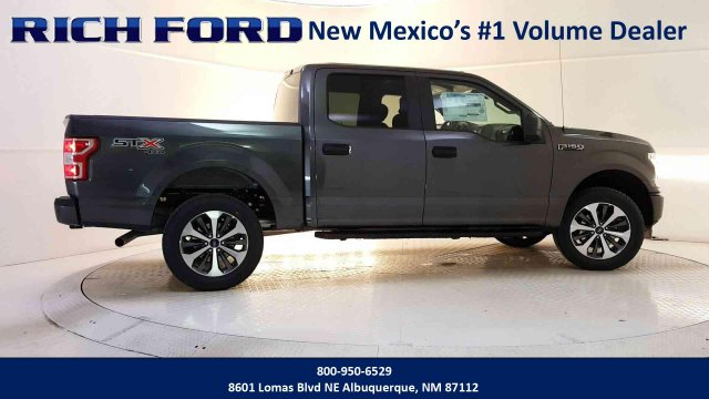 2019 F-150 SuperCrew Cab 4x4,  Pickup #92856 - photo 2