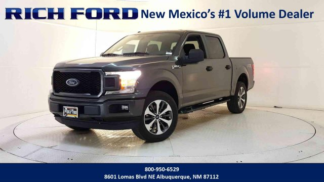 2019 F-150 SuperCrew Cab 4x4,  Pickup #92856 - photo 5