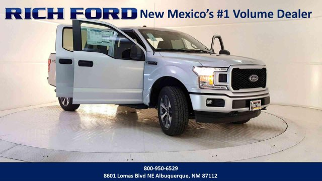 2019 F-150 SuperCrew Cab 4x4,  Pickup #92863 - photo 6