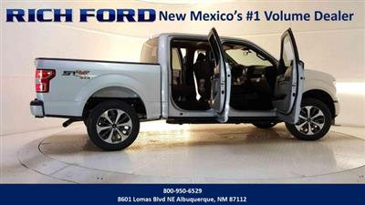 2019 F-150 SuperCrew Cab 4x4,  Pickup #92863 - photo 7