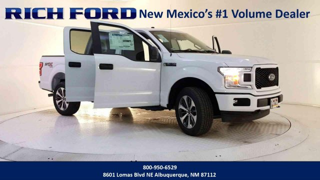 2019 F-150 SuperCrew Cab 4x4,  Pickup #92896 - photo 6