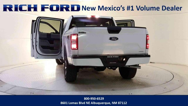 2019 F-150 SuperCrew Cab 4x4,  Pickup #92896 - photo 8