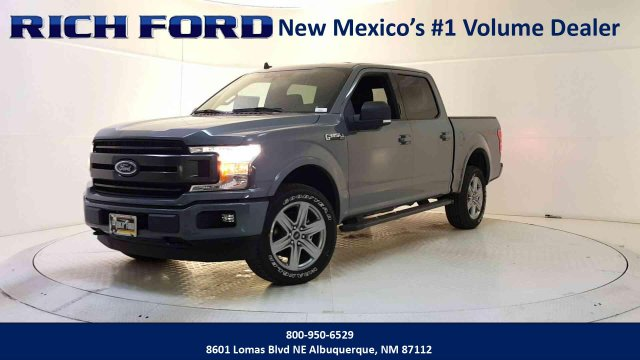 2019 F-150 SuperCrew Cab 4x4,  Pickup #92912 - photo 5