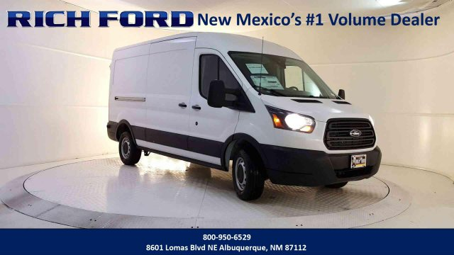 2019 Transit 250 Med Roof 4x2,  Empty Cargo Van #92914 - photo 1