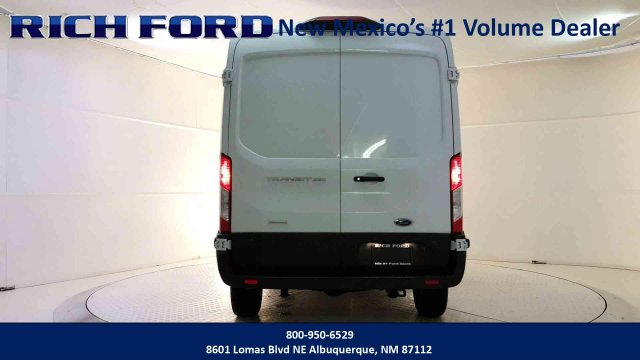 2019 Transit 250 Med Roof 4x2,  Empty Cargo Van #92914 - photo 4