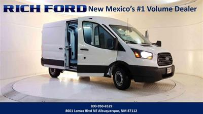 2019 Transit 250 Med Roof 4x2,  Empty Cargo Van #92914 - photo 7