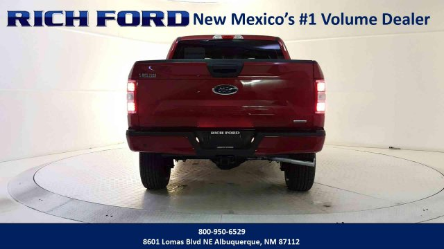 2019 F-150 SuperCrew Cab 4x4,  Pickup #92935 - photo 3