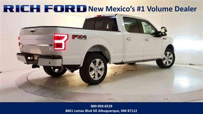 2019 F-150 SuperCrew Cab 4x4,  Pickup #92973 - photo 2