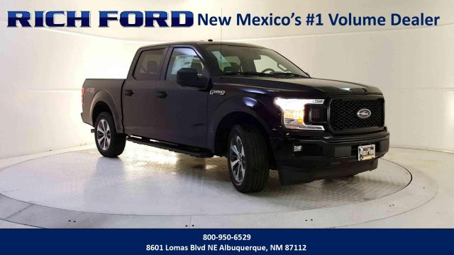 2019 F-150 SuperCrew Cab 4x2, Pickup #93071 - photo 1