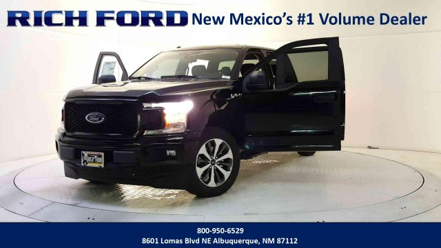 2019 F-150 SuperCrew Cab 4x2, Pickup #93071 - photo 10