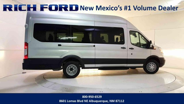 2019 Transit 350 HD High Roof DRW 4x2,  Passenger Wagon #93112 - photo 2