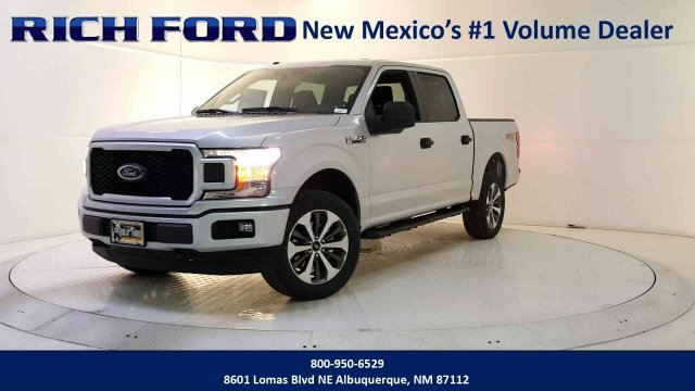 2019 F-150 SuperCrew Cab 4x4,  Pickup #93237 - photo 5