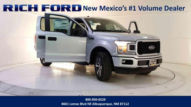 2019 F-150 SuperCrew Cab 4x4,  Pickup #93237 - photo 6