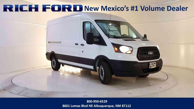 2019 Transit 250 Med Roof 4x2,  Empty Cargo Van #93310 - photo 1
