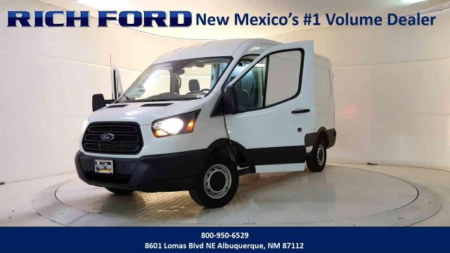 2019 Transit 250 Med Roof 4x2,  Empty Cargo Van #93310 - photo 11