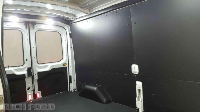 2019 Transit 250 Med Roof 4x2,  Empty Cargo Van #93310 - photo 18