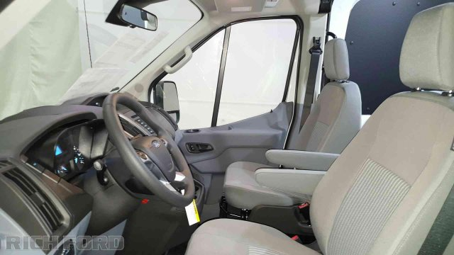 2019 Transit 250 Med Roof 4x2,  Empty Cargo Van #93310 - photo 21