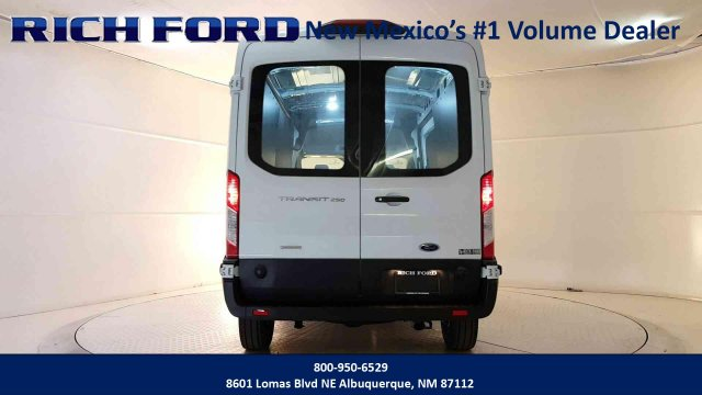 2019 Transit 250 Med Roof 4x2,  Empty Cargo Van #93310 - photo 4