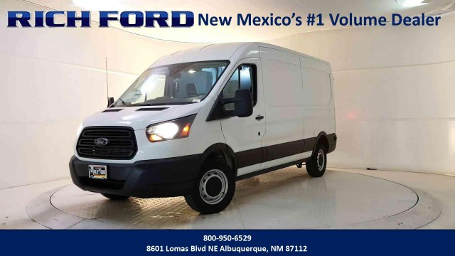 2019 Transit 250 Med Roof 4x2,  Empty Cargo Van #93310 - photo 6
