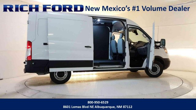 2019 Transit 250 Med Roof 4x2,  Empty Cargo Van #93310 - photo 8