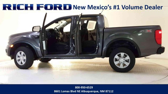 2019 Ranger SuperCrew Cab 4x2,  Pickup #93365 - photo 9