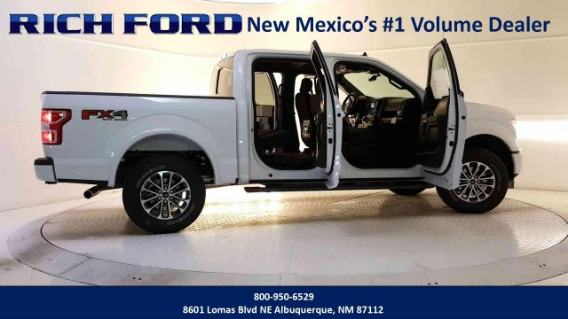 2019 F-150 SuperCrew Cab 4x4,  Pickup #93564 - photo 7