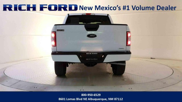 2019 F-150 SuperCrew Cab 4x4,  Pickup #93627 - photo 3
