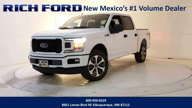 2019 F-150 SuperCrew Cab 4x4,  Pickup #93627 - photo 5