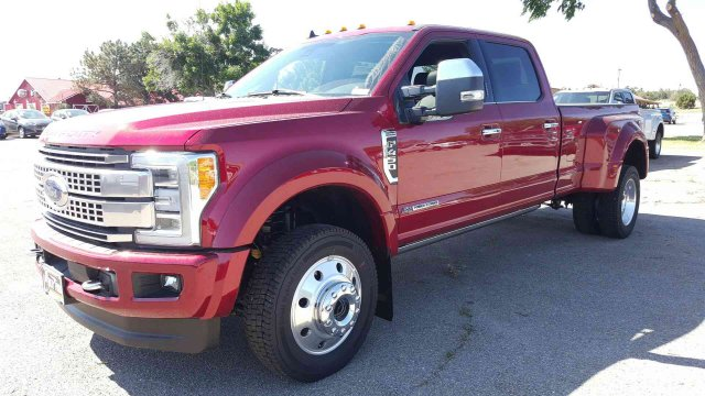 2019 F-450 Crew Cab DRW 4x4,  Pickup #93651 - photo 6