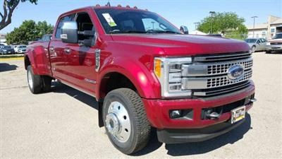 2019 F-450 Crew Cab DRW 4x4,  Pickup #93651 - photo 1