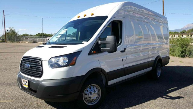 2019 Transit 350 HD High Roof DRW 4x2,  Empty Cargo Van #94388 - photo 1