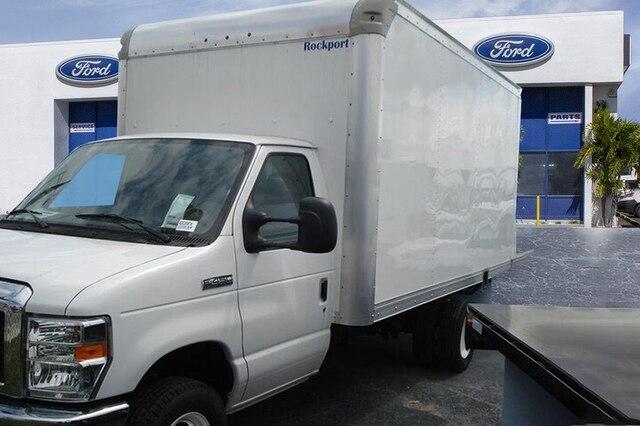 2019 Ford E-450 4x2, Rockport Cutaway Van #KDC00874 - photo 1