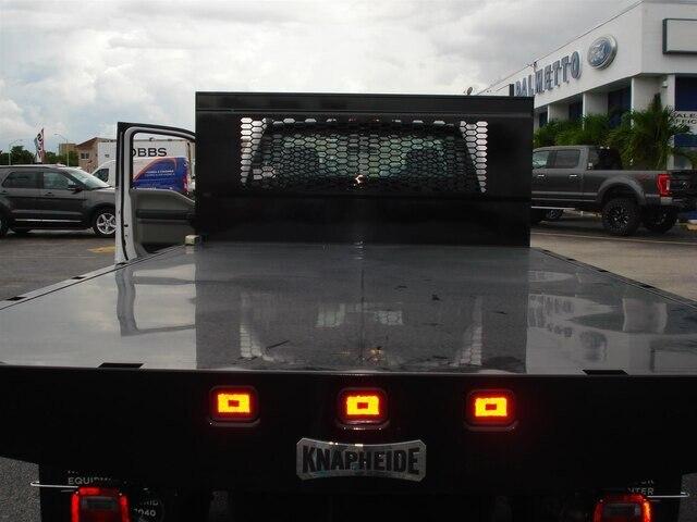 2019 Ford F-450 Regular Cab DRW 4x2, Knapheide Platform Body #KEE68923 - photo 1