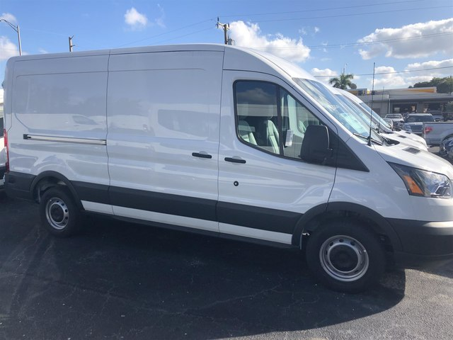 2019 Ford Transit 250 Med Roof 4x2, Empty Cargo Van #8102 - photo 1