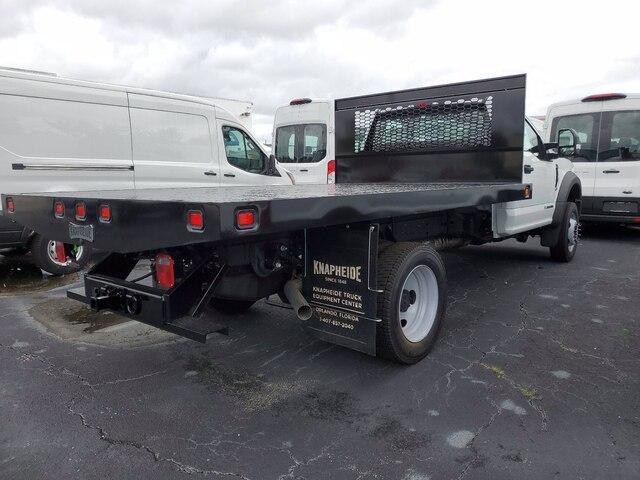 2020 Ford F-450 Regular Cab DRW 4x4, Knapheide Platform Body #LDA07844 - photo 1