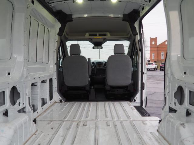 2018 Transit 250 Med Roof 4x2,  Empty Cargo Van #1454F - photo 1