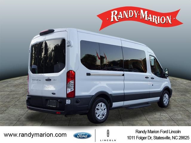 2018 Transit 350 Med Roof 4x2, Passenger Wagon #1698F - photo 1