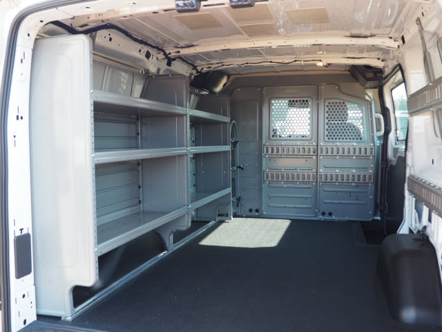 2016 Transit 250 Low Roof 4x2, Upfitted Cargo Van #FD1429 - photo 1