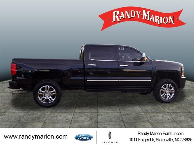 2015 Silverado 2500 Crew Cab 4x4, Pickup #FD3184N - photo 8