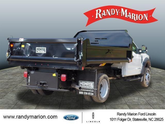 2020 Ford F-550 Regular Cab DRW 4x4, Monroe Dump Body #FT11063 - photo 1