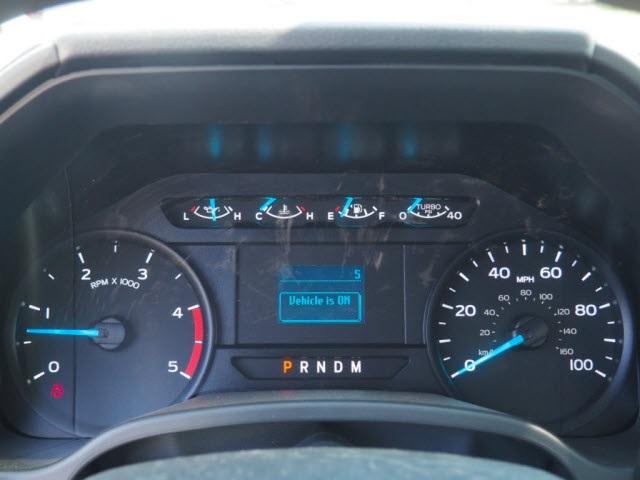 2020 Ford F-550 Regular Cab DRW 4x4, Monroe MTE-Zee Dump Body #FT11213 - photo 21