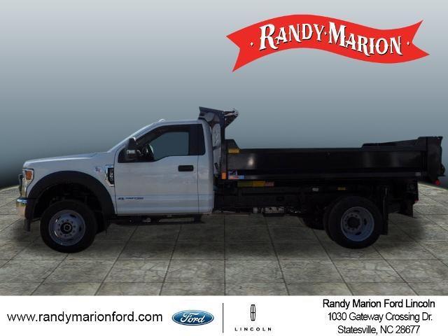 2020 Ford F-550 Regular Cab DRW 4x4, Monroe MTE-Zee Dump Body #FT11213 - photo 5