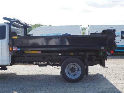 2020 Ford F-550 Regular Cab DRW 4x4, Monroe MTE-Zee Dump Body #FT11213 - photo 11